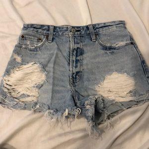 A&F Annie Shorts. Size 4